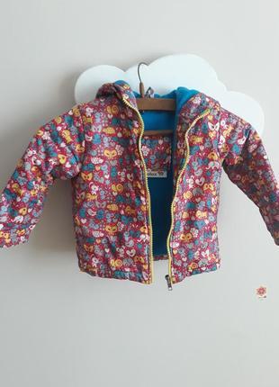 Куртка дитяча осіння 86см