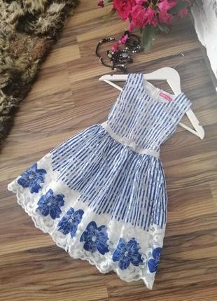 Красиве нарядне платтячко