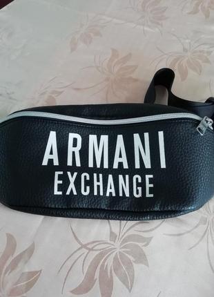 Сумка мужская armani exchange