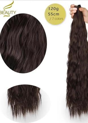Шинйон штучне волосся