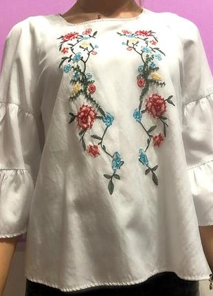 Рубашка{вишиванка}