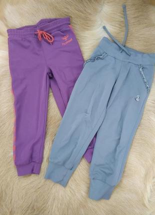 Спортивні штани одним лотом