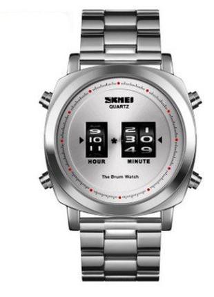 Часы skmei 1531 silver-white
