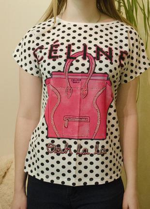 Стильна футболка  sogo