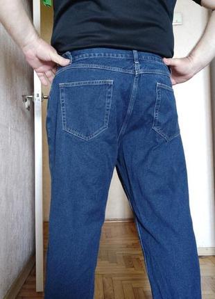 Джинсы зауженные george,slim fit(great britain), w40l29 (102cm.,74cm.)