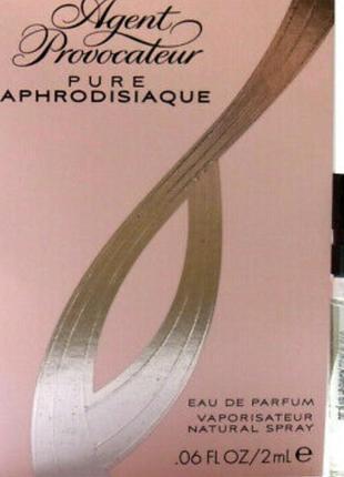 Agent provocateur parfume/ парфуми/духи/пробник/солодкі парфуми