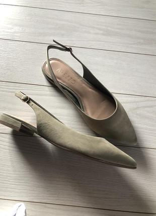 Мюли, туфли