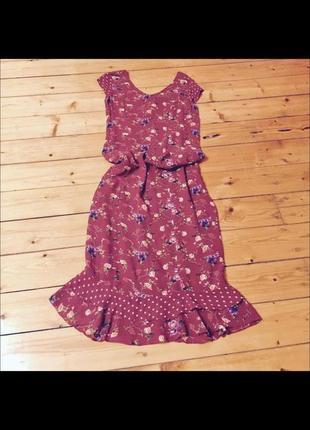 Красивое платье от английского бренда j.w.