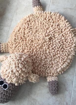 Детский коврик барашек свен