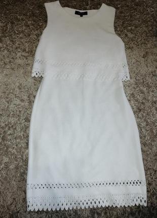 Плаття new look. на бірці вказано розмір 16, але сукню я перешивала тому іде на s m