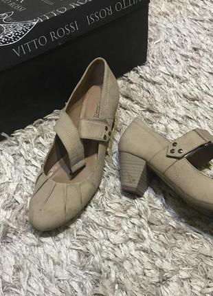 Туфли немецкого бренда