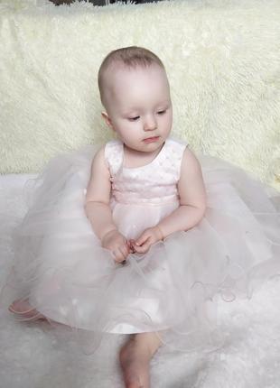Неймовірна сукня для першого свята вашої доні
