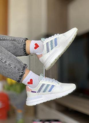 Женские кроссовки adidas zx