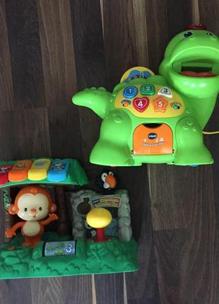 Іграшки vtech