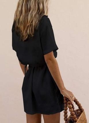 Платье летний лен