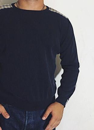 Мужской свитер aquascutum ( акваскатум мрр )