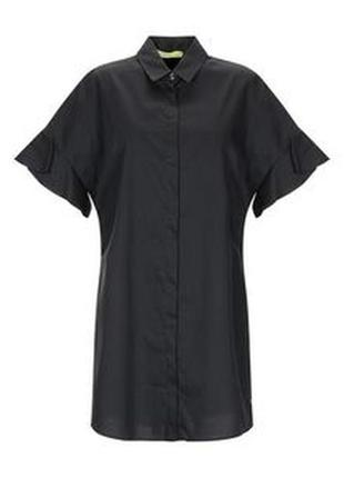 Удлиненная рубашка туника блуза versace оригинал