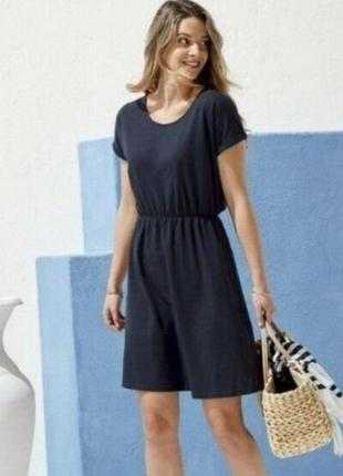 Лёгкий летний сарафан платье хлопок esmara