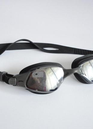 Очки для плавания slazenger подростковые  (сост. новое)