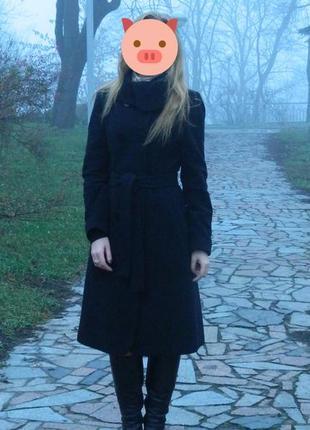 Пальто кашемировое женское демисезонное р-р 42-44