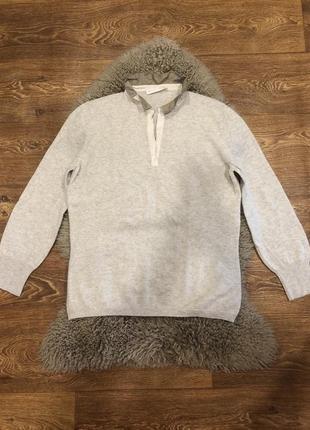 Шикарная кофта блуза fabiana filippi