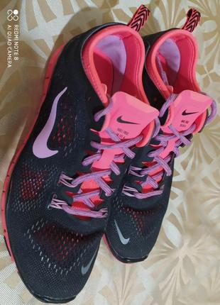 Кроссовки женские для фитнеса nike tr  fit 4