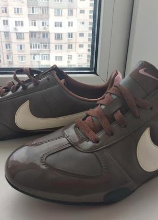 Кроссовки nike sprint sister leather, 37р