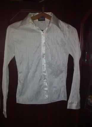 Рубашка от oggi
