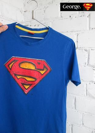 George, футболка super man
