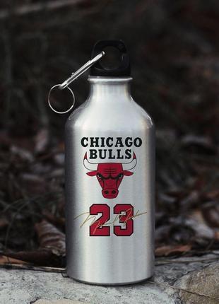 Бутылка chicago bulls