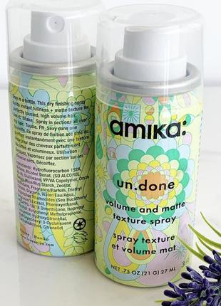 Прей для волос, amika