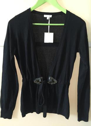 Шелковый свитер massimo dutti. оригинал!