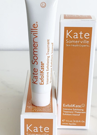 Скраб, kate somerville exfolikate intensive exfoliating treatment