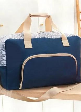 Дорожная спортивная сумка yves rocher (ив роше)
