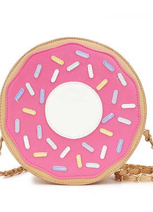 Оригинальная сумка пончик