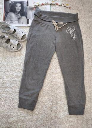 Спортивные бриджи,капри,штаны на завязках