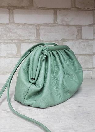 Мятная сумка2 фото