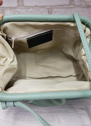Мятная сумка3 фото