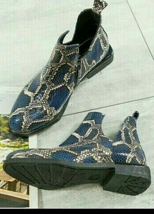 Ботинки, натуральная кожа ❤️
