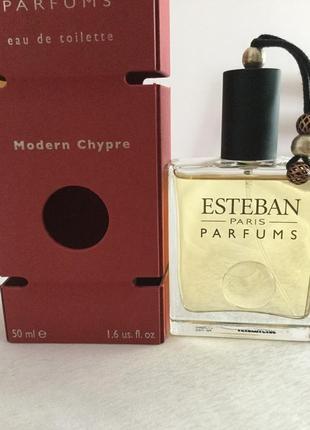 Парфюм esteban parfums modern chypre