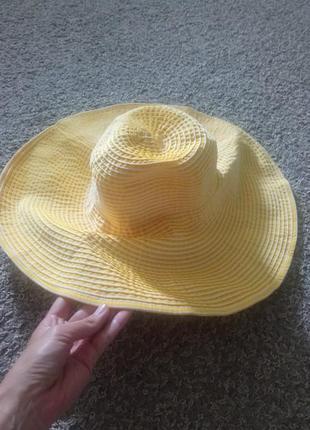 Акция ! женская шляпа с большими полями