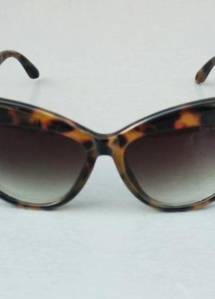 Tom ford очки женские солнцезащитные коричневые тигровые