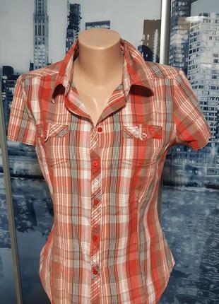 Рубашка tom tailor 40