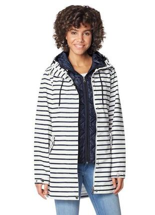 Куртка-плащ 3в1, ecorepel®, мембрана 3000, tchibo(германия), размер наш: 50-52