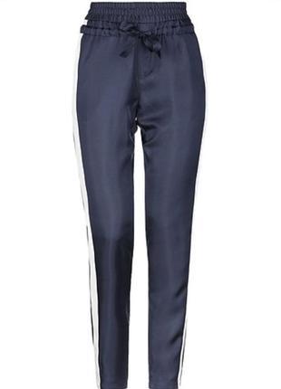 Шёлковые брюки the kooples