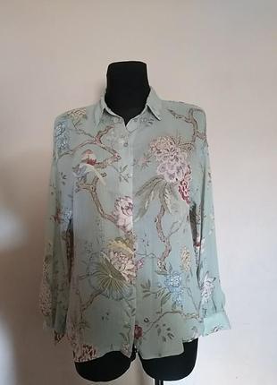 Дизайнерська сорочка,рубашка h&m