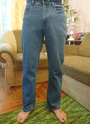 Джинсы мужские варенки под винтаж tesco