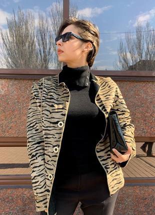 Жакет винтажный пиджак (піджак) куртка двухсторонний