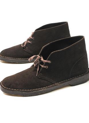 Clarks desert boot оригинальная обувь ботинки