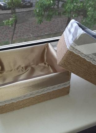 Коробка для хранения вещей, ящик для вещей